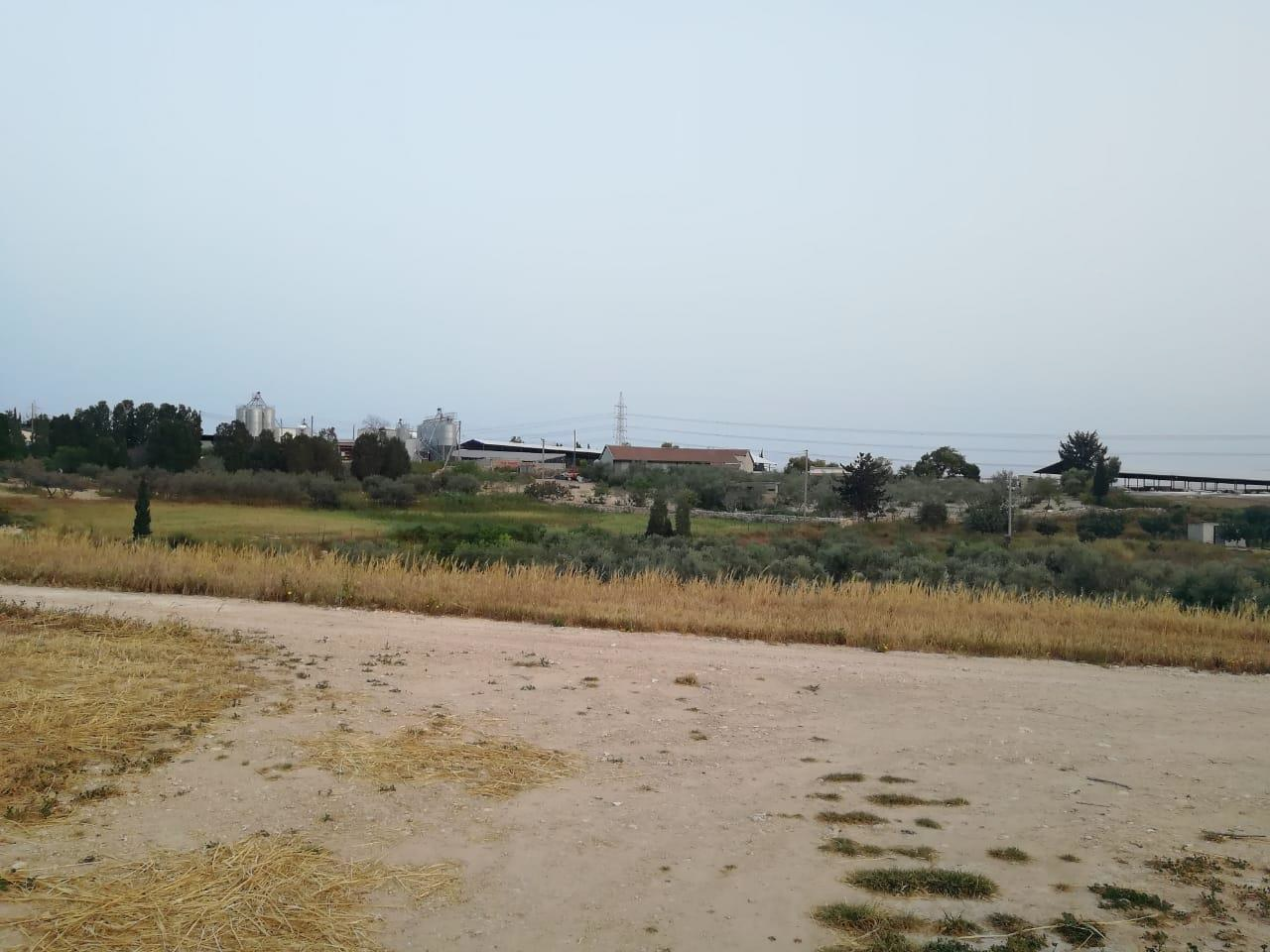 LAND FOR SALE IN CYPRUS OROKLINI