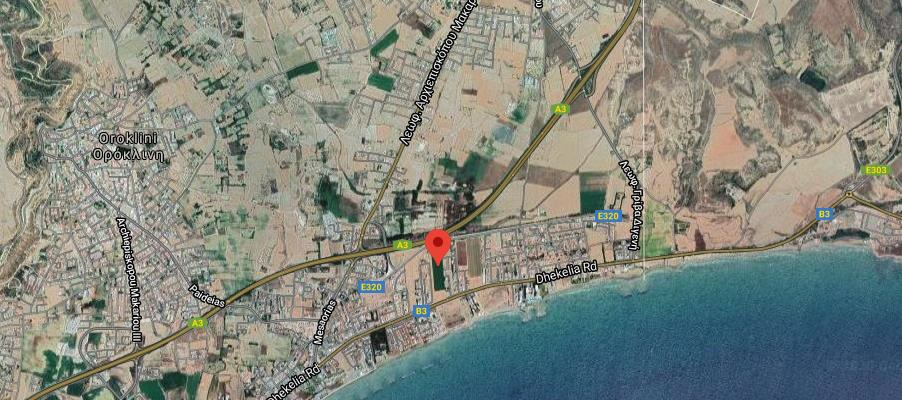 LAND FOR SALE IN CYPRUS LARNACA OROKLINI